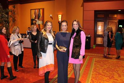 Leslie Zanoff, Gisel Ruiz, Kasie Yokley1