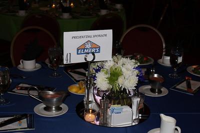 Elmers Table display