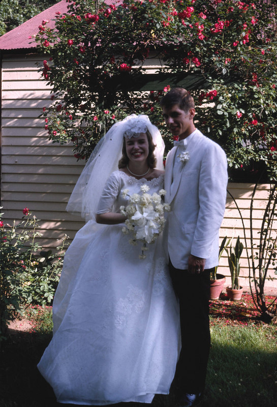 June 20, 1964  Dorothea and John wedding