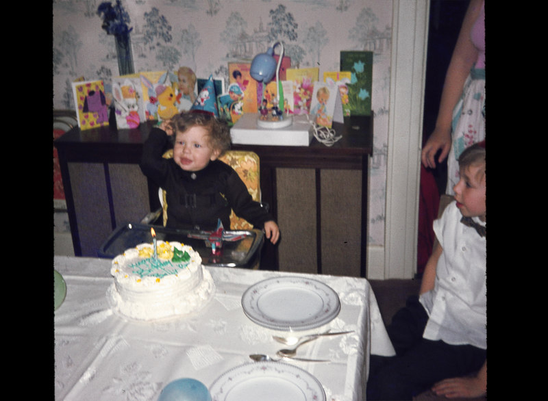 March 29, 1970  Billy's 1st birthday
