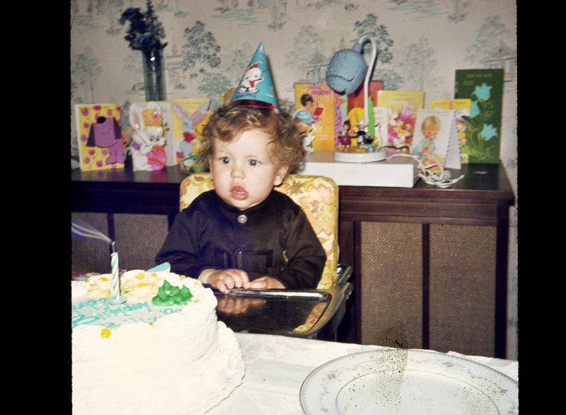 March 29, 1970  Billy's 1st birthday