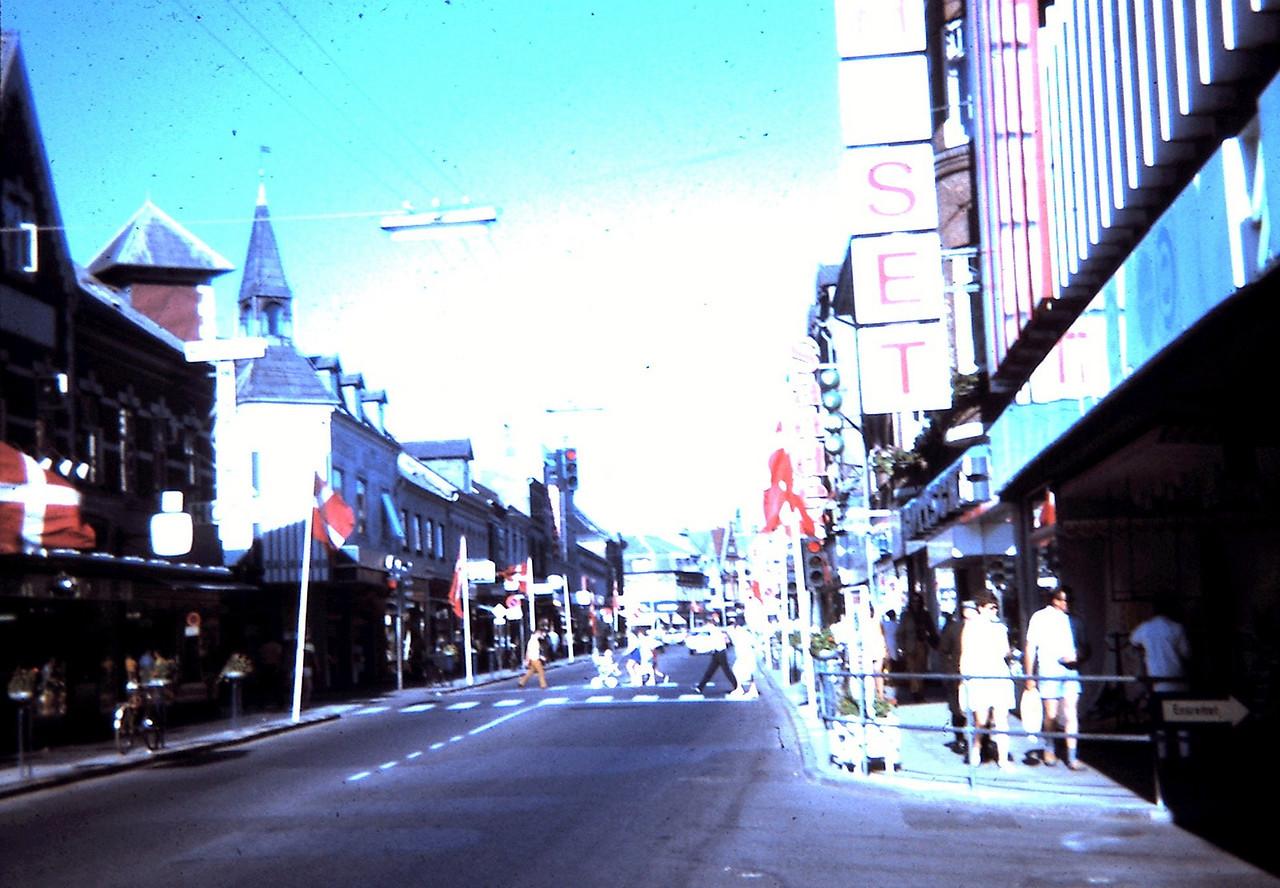Herning Main Street
