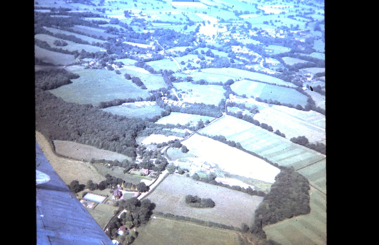 Air view England