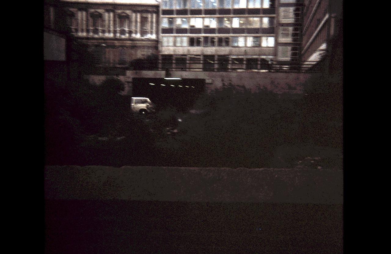 Bomb Crater | London