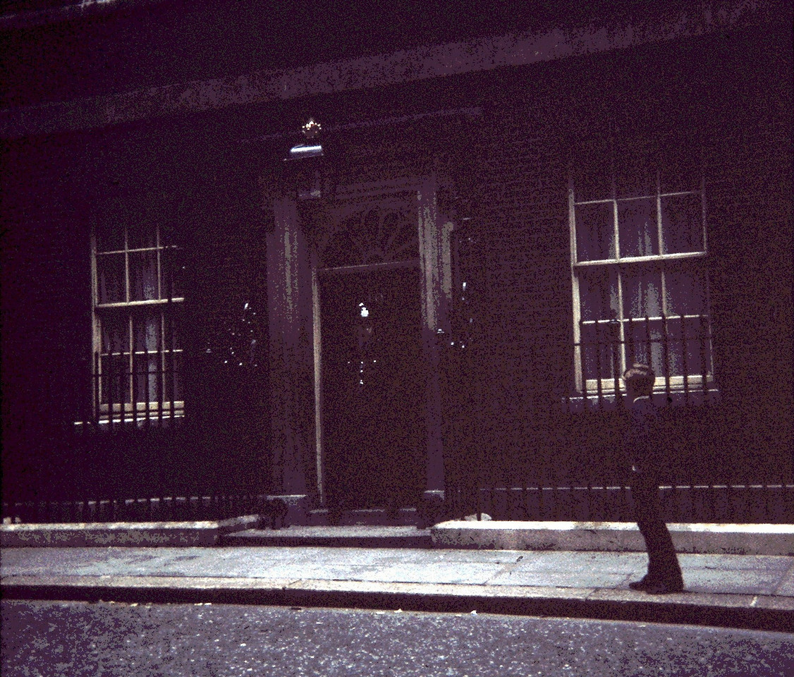 No.10 Downing Street