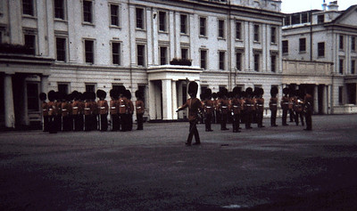 Buckingham Palace | Guards Barracks
