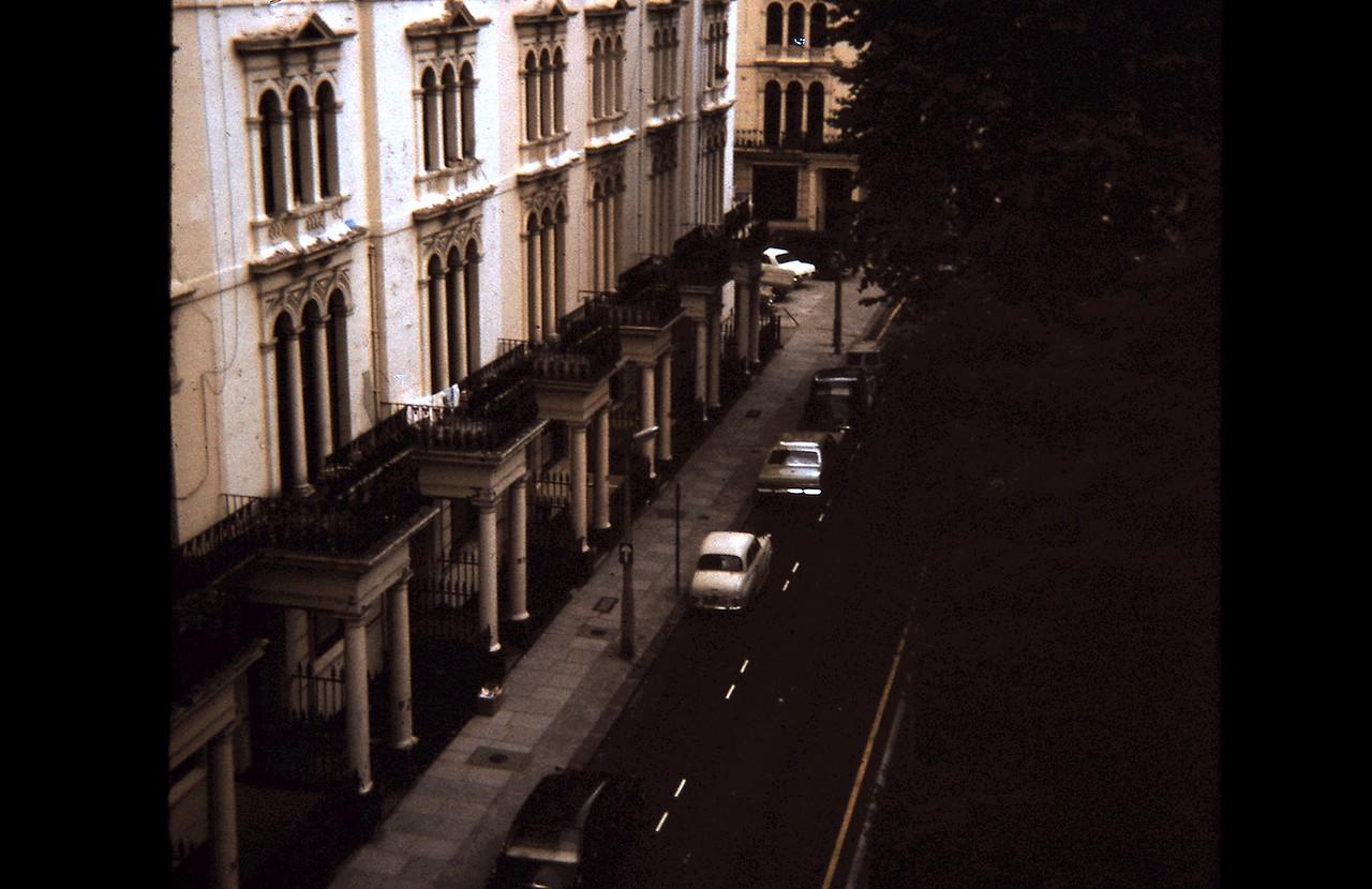 Row hotel