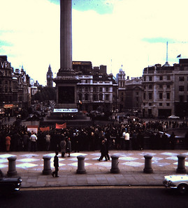 Trafalgar Square | Demonstration