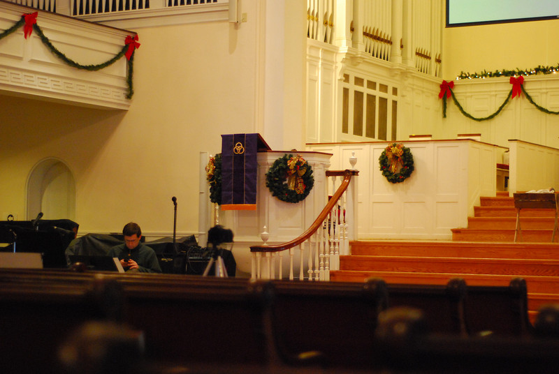 2013 Dane Street Church Christmas Pageant