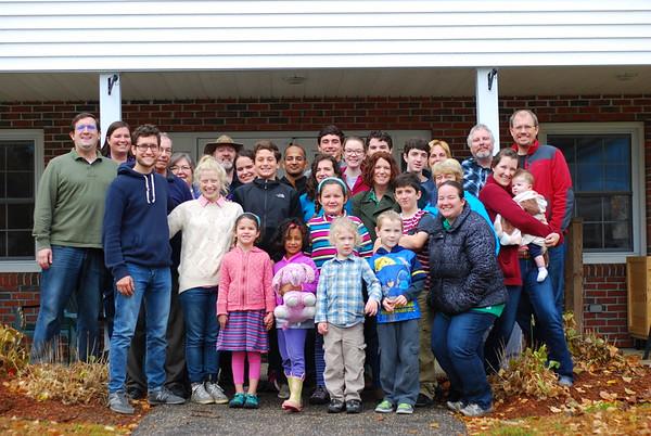 Church Retreat 2015