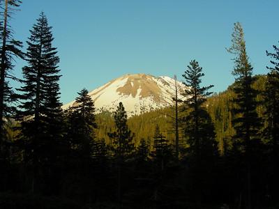 Evening hike West side of Loomis Peak - Views of Mt Lassen | May 23, 2009