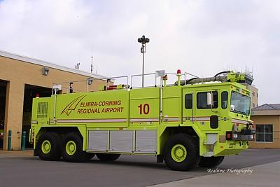 Apparatus Shoot - Corning Elmira Airport Fire Rescue