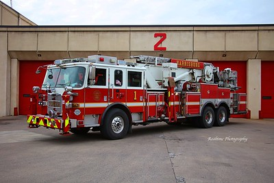 Apparatus Shoot - Harrisburg Fire Department - 01/31/2020