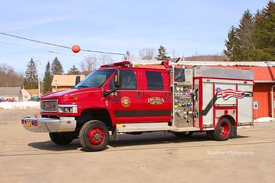 Apparatus Shoot - Ischua Fire Department