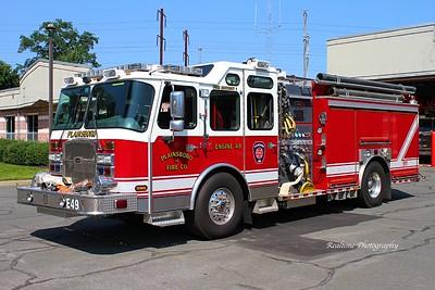 Apparatus Shoot - Plainsboro Fire Department