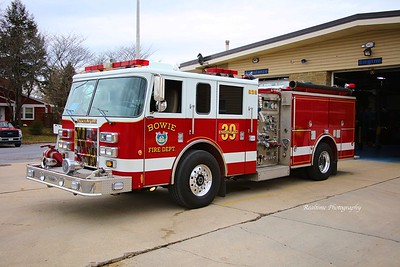 Apparatus Shoot - Prince George's County - 01/31/2020