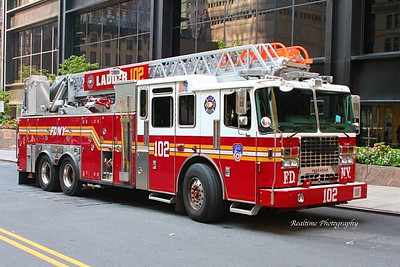 Apparatus Shoot - Various FDNY 09/11/2019