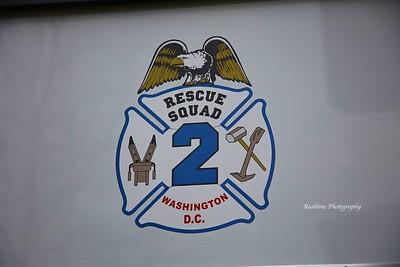 Apparatus Shoot - Washington DC Rescue 2 01/31/2020