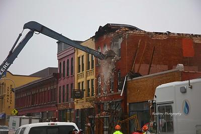 Building Collapse - Buffalo, NY - 12/04/2019