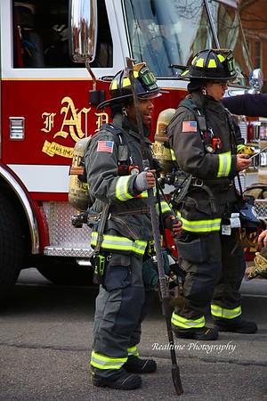 Gas Leak - Arlington County - 01/30/2020