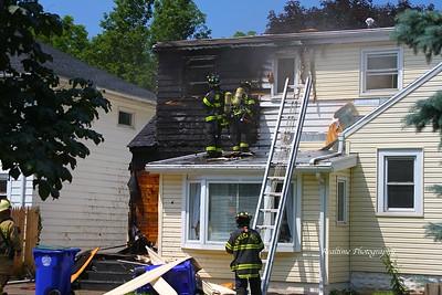 Structure Fire - West Seneca, NY - 7/10/19