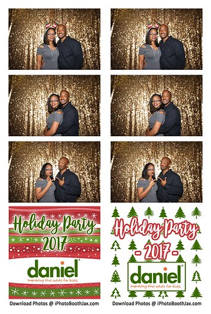 daniel Holiday party 2017