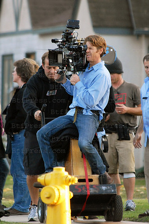Exclusive--- Daniel Moder is a cameraman and a director for an advertising in Venice,California.