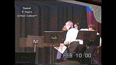 02.10.2000 School Concert