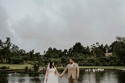 Daniela & Andrés Villa Tremedal Wedding