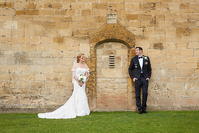 Daniela & Ole - Tewkesbury Abbey / Imjin Barracks