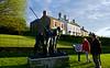 Obdivujeme novú sochu baníkov v Skeltone