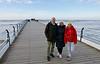 Saltburn-by-the-Sea pier a historická lanovka