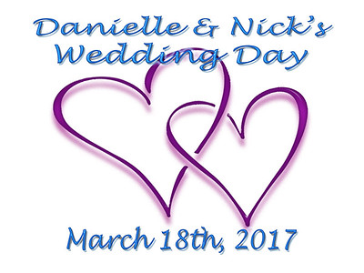 Danielle & Nick's Wedding