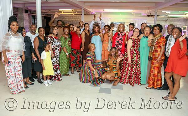 Danielle Tyndall's Graduation Party