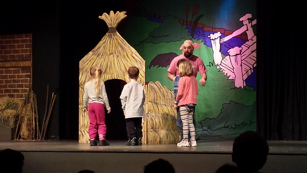 3 Little Pigs Play