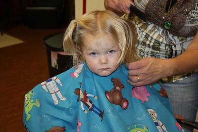 Danielle - First Haircut