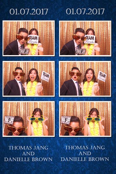 Danielle & Thomas' Wedding  |  01.07.2017