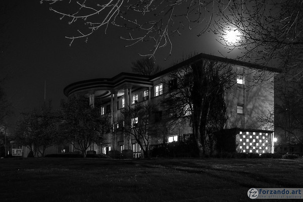 Sigma Nu in the Moonlight