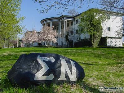 The Rock of Sigma Nu