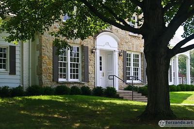The Academy House
