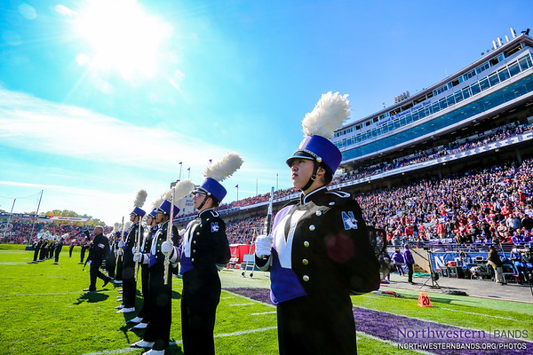 NUMB - Northwestern Football vs. Nebraska - October 13, 2018