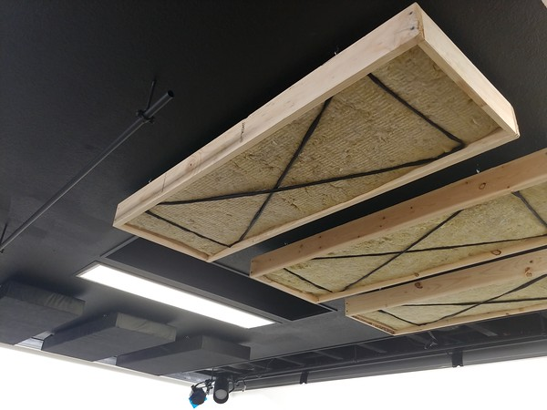 Custom Acoustic Panels Make #BuildBetterBrains Sound Even Better!