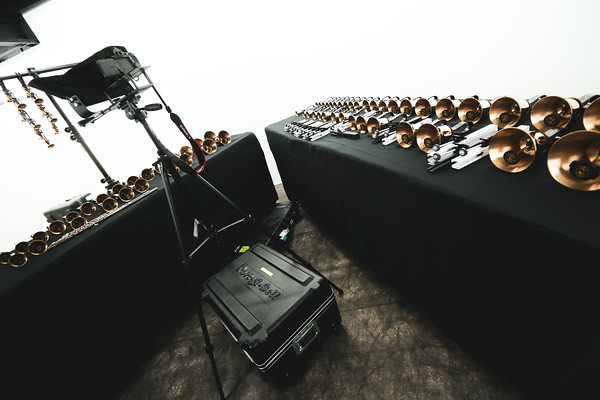 Handbells Ready For a Closeup