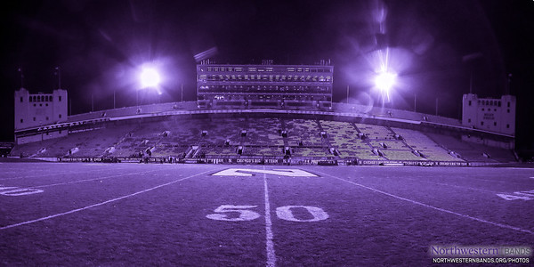 Purple Pride at Ryan Field