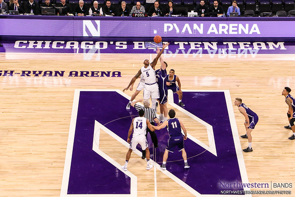 First Tip at the New Welsh-Ryan Arena