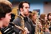 University Schools Band Rehearsal