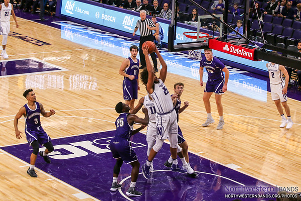 Northwestern Men's Basketball Opens Their Season