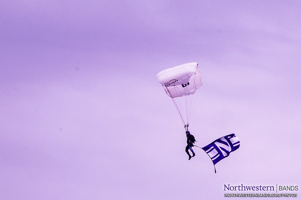 Purple Banner From on High