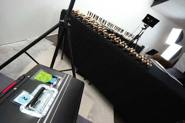Setting Up the Studio