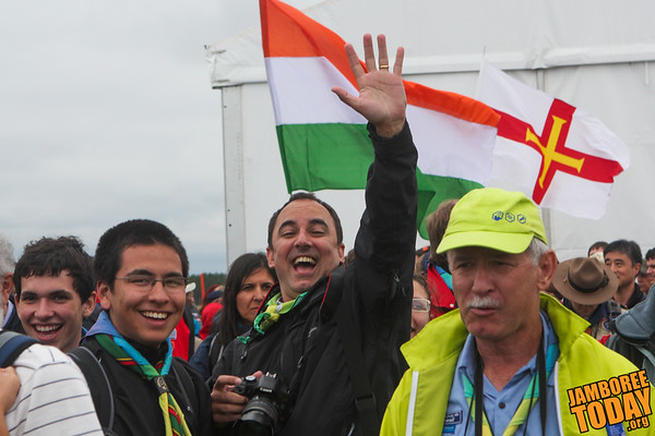 Welcome to the 2011 World Scout Jamboree!